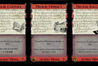 "The Designer's Drawer: A Dominion Mini Expansion – ""By for Dominion Card Template"