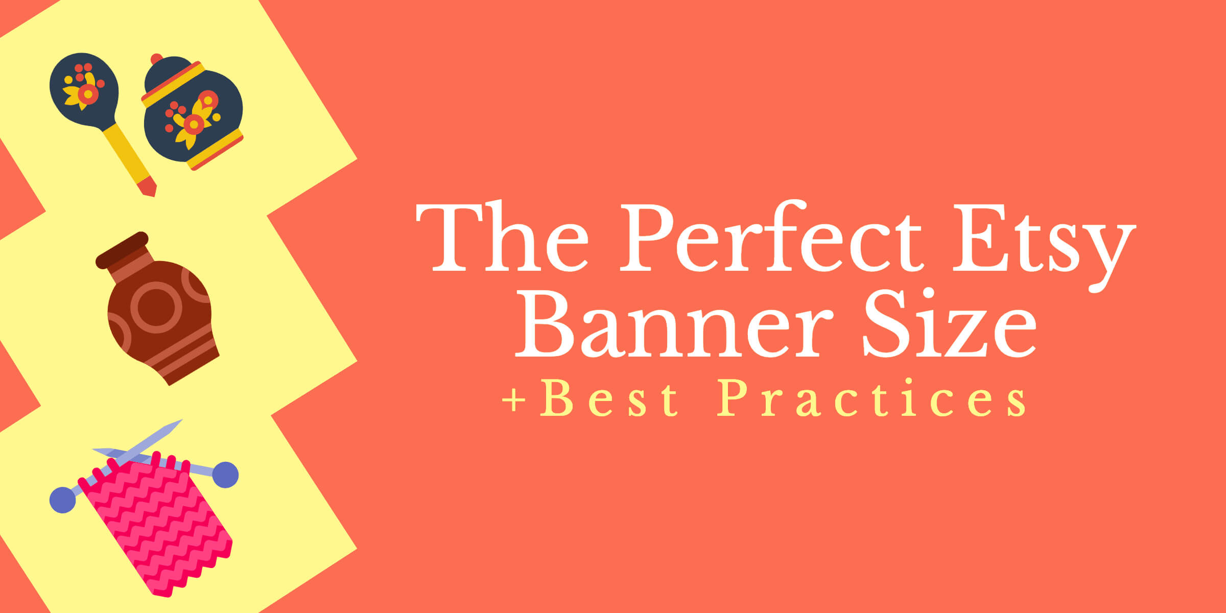 The Perfect Etsy Banner Size & Best Practices Inside Etsy Banner Template