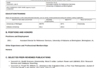 Thebrownfaminaz: Biosketch Template Nsf pertaining to Nih Biosketch Template Word