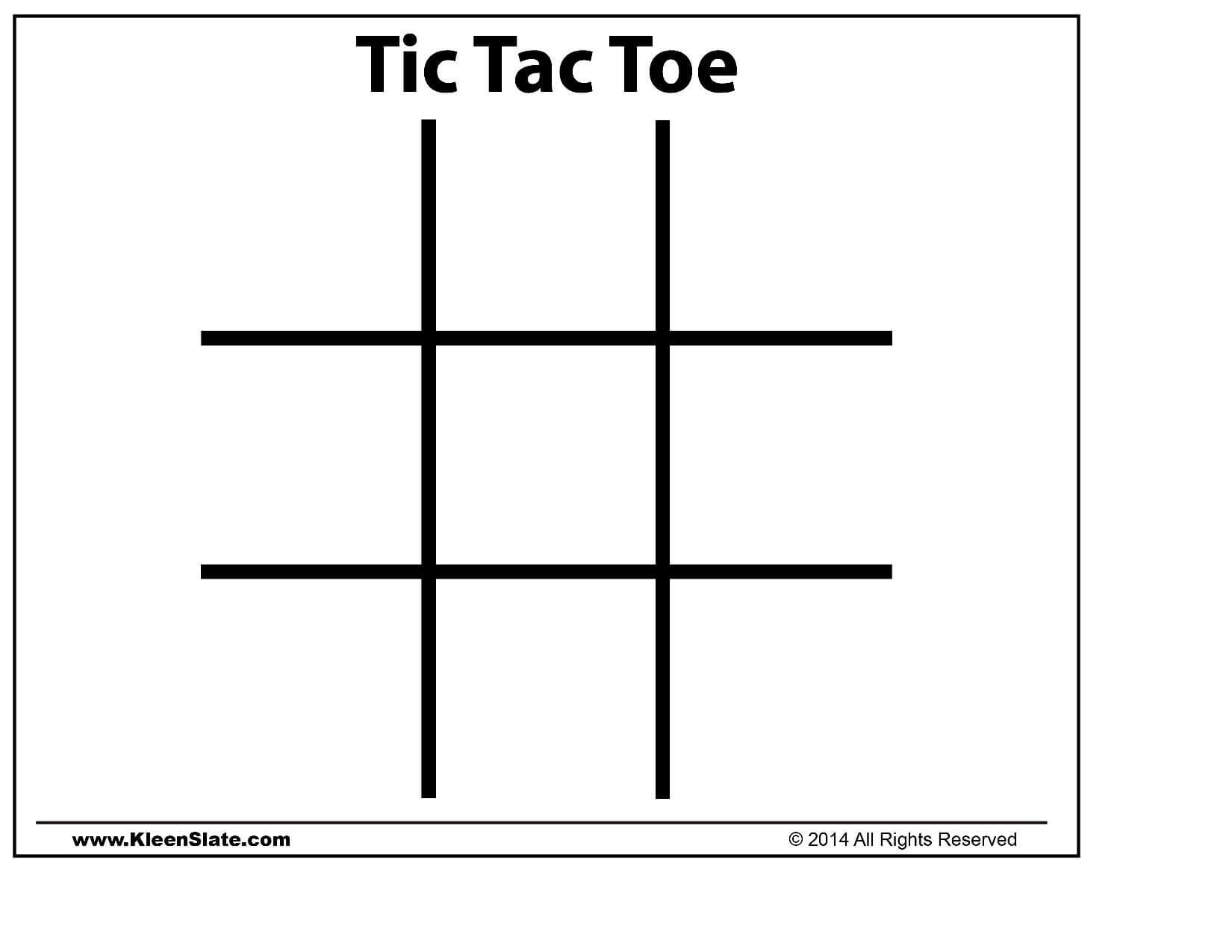 Tic Tac Toe Template | Trafficfunnlr Intended For Tic Tac Intended For Tic Tac Toe Template Word