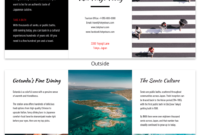 Tokyo Professional Travel Tri Fold Brochure Template throughout Island Brochure Template