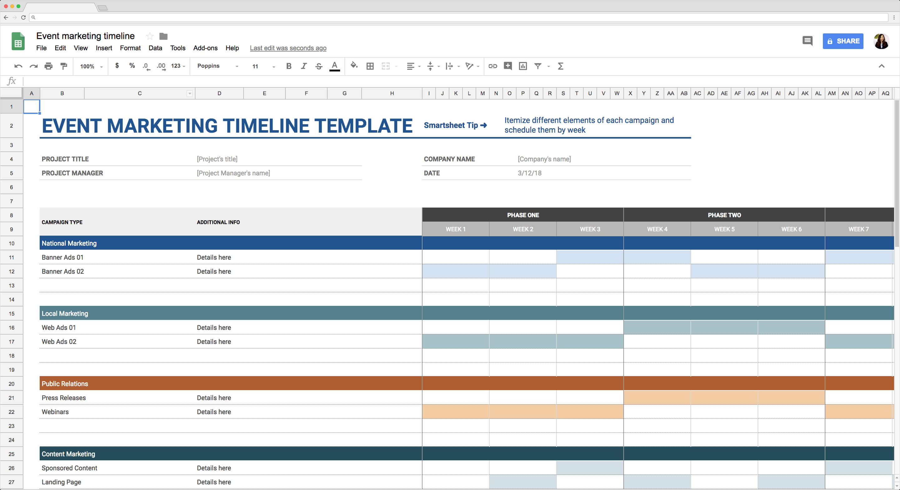 Top 5 Free Google Sheets Sales Templates – Sheetgo Blog Intended For Daily Sales Call Report Template Free Download
