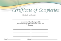 Training-Certificate-Template-Printable-Microsoft-Office-Doc for Microsoft Office Certificate Templates Free