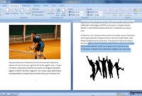 Transform Your Document Into A Booklet In Word 2007 with regard to Booklet Template Microsoft Word 2007