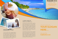 Travel Brochure Template Google Slides for Word Travel Brochure Template