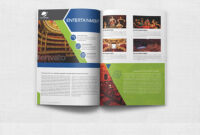 Travel Guide Graphics, Designs & Templates From Graphicriver inside Travel Guide Brochure Template