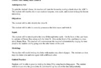 Trending Madeline Hunter Lesson Plan 4Th Grade Word Doent intended for Madeline Hunter Lesson Plan Template Word