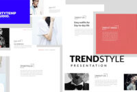Trends Free Powerpoint Template For Portfolio Presentations pertaining to Powerpoint Slides Design Templates For Free