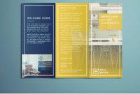 Tri Fold Brochure   Free Indesign Template pertaining to Adobe Indesign Tri Fold Brochure Template