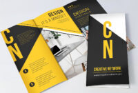Tri Fold Brochure Printing – Free Print Templates And Design with Pop Up Brochure Template