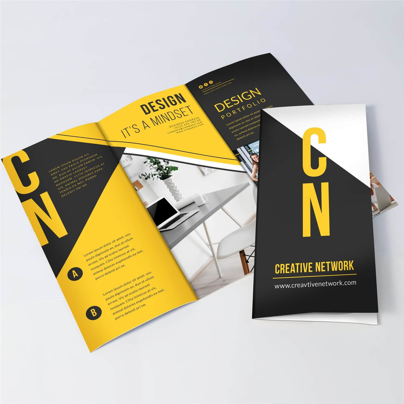 Tri Fold Brochure Printing - Free Print Templates And Design with Pop Up Brochure Template