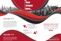 Tri-Fold Brochure Template Google Docs regarding Google Docs Tri Fold Brochure Template