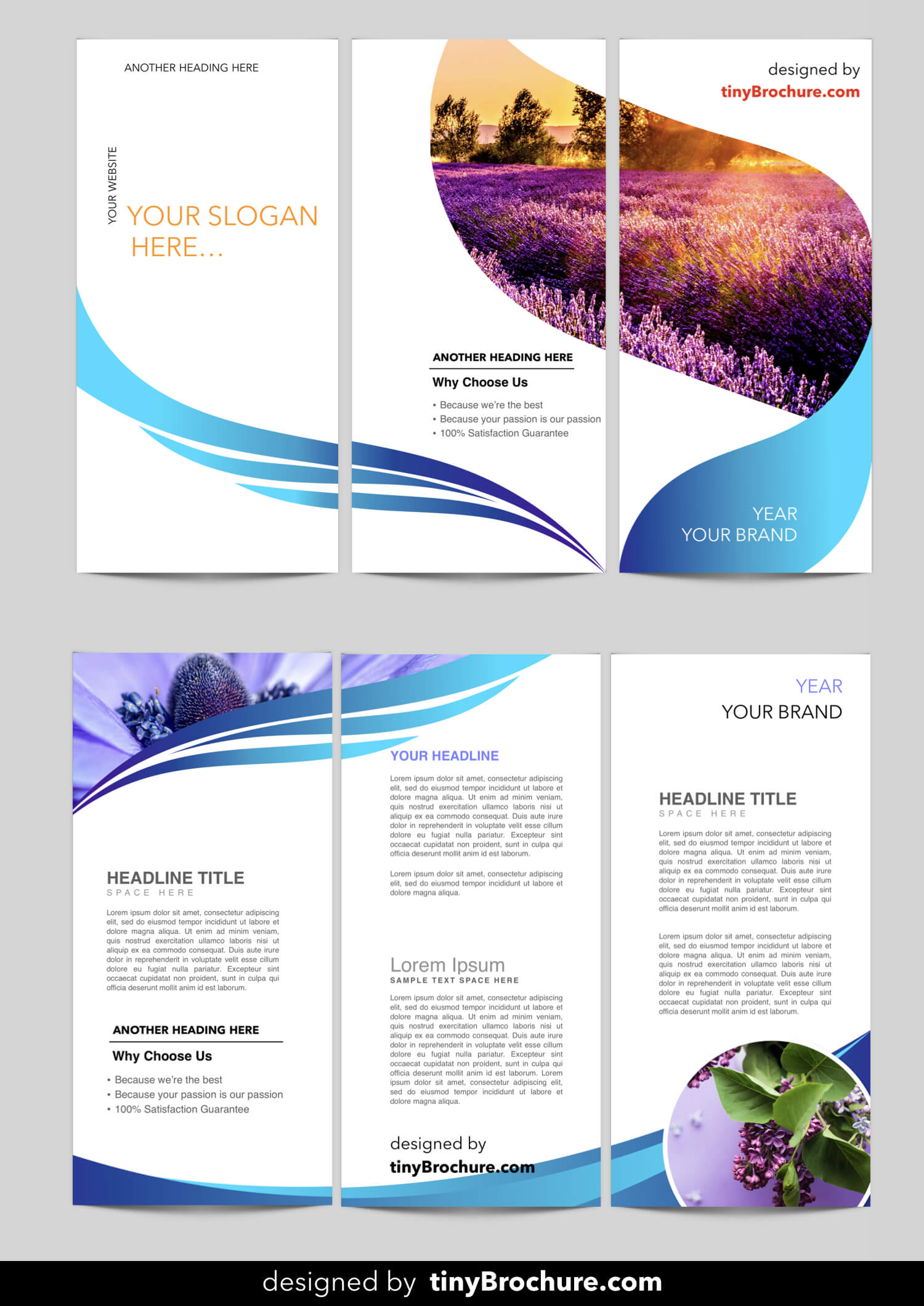 Tri Fold Brochure Template Google Slides | Graphic Design pertaining to Travel Brochure Template Google Docs