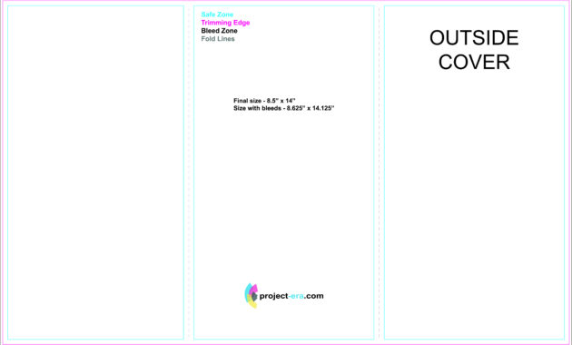 Tri Fold Brochure Template Illustrator (2) | Best Agenda for Tri Fold Brochure Template Illustrator