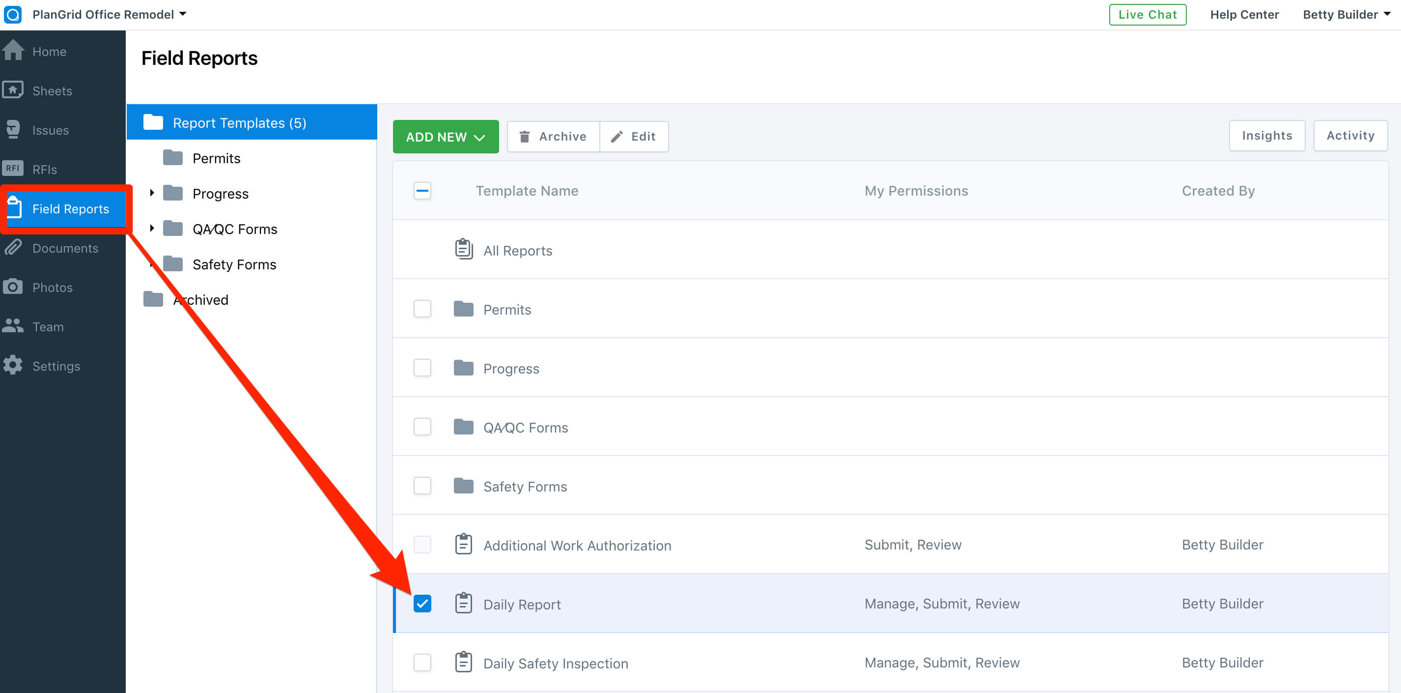 Troubleshooting Field Report Pdf Exports – Plangrid With Field Report Template