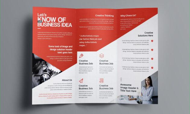 Two Sided Brochure Template Aphrodite Business Tri Fold regarding Free Online Tri Fold Brochure Template