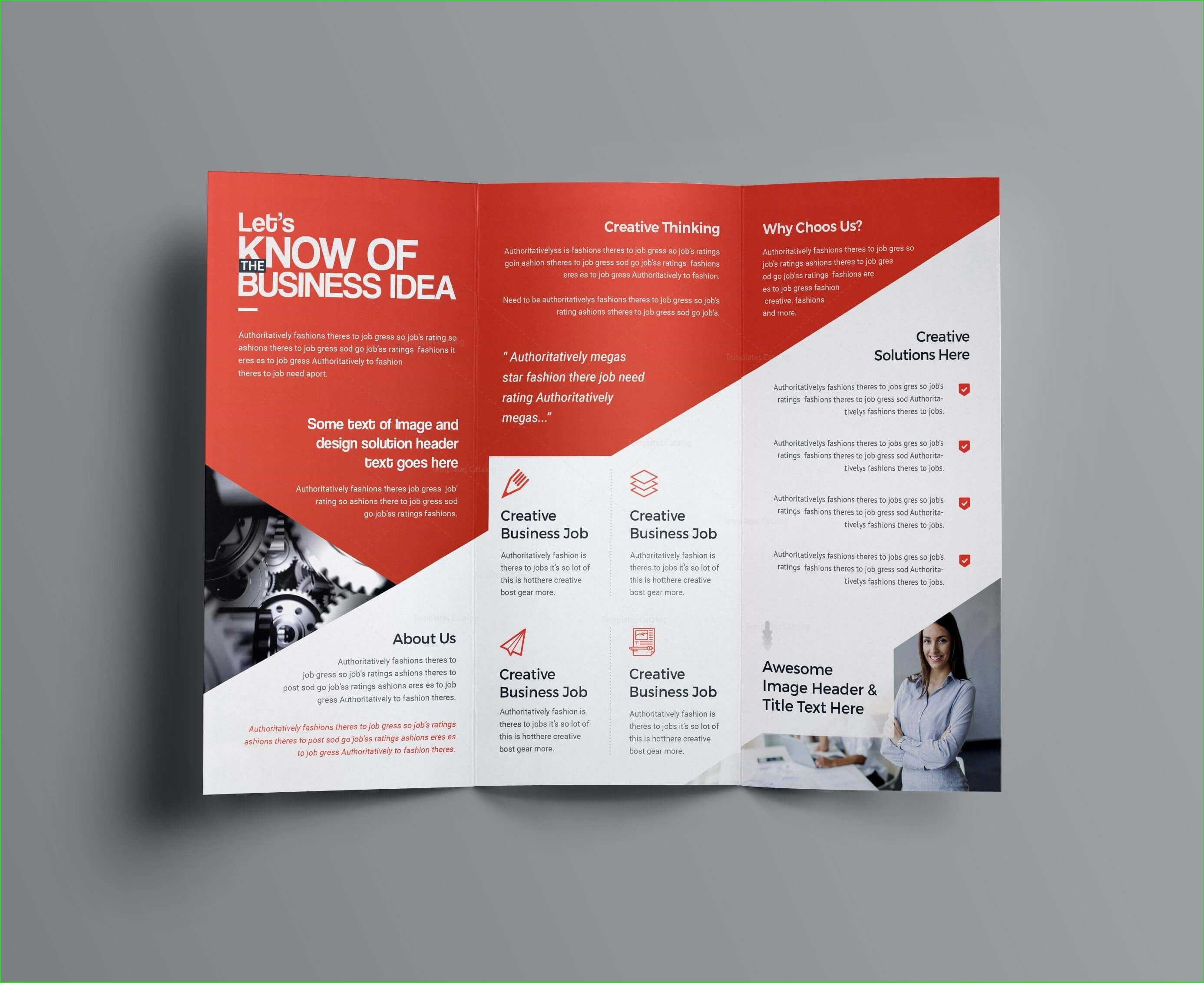 Two Sided Brochure Template Aphrodite Business Tri Fold Regarding Free Online Tri Fold Brochure Template