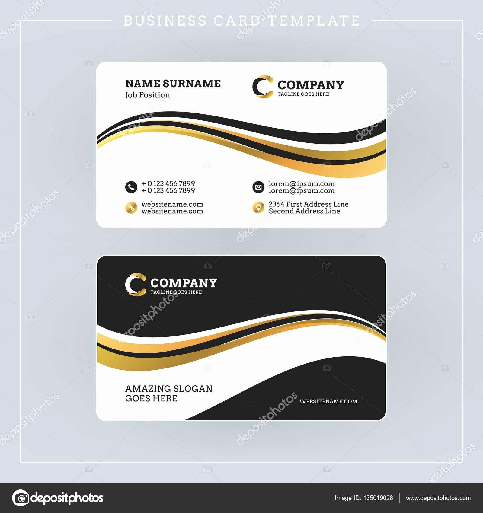 Two Sided Business Card Template Lovely How To Create A Regarding Double Sided Business Card Template Illustrator