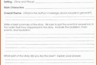 Unique 5Th Grade Book Report | Job Latter regarding Sandwich Book Report Printable Template