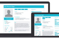 User Persona Template And Examples   Xtensio inside Bio Card Template