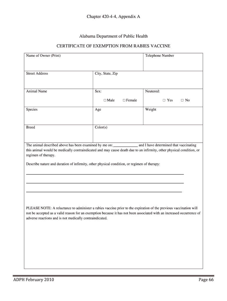 Vaccination Certificate Format - Fill Online, Printable regarding Certificate Of Vaccination Template