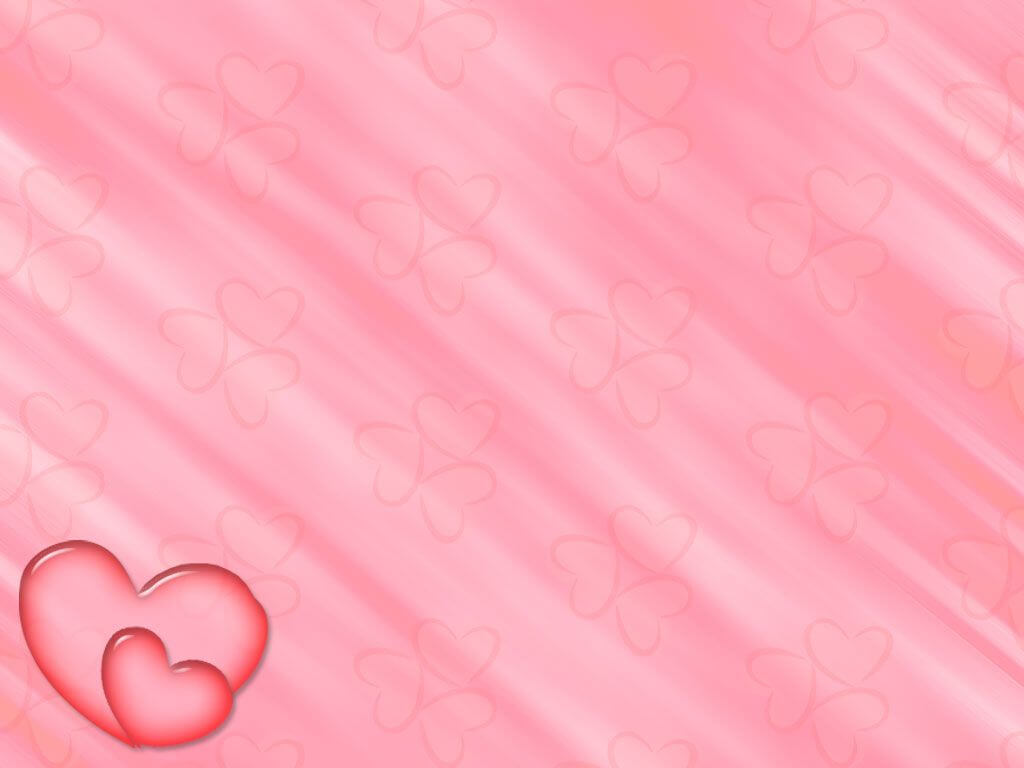 Valentine Powerpoint Templates And Backgrounds | Free Violet For Valentine Powerpoint Templates Free
