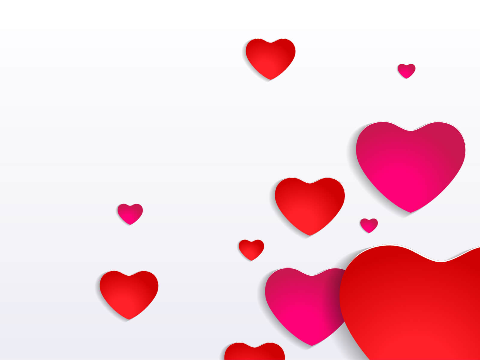 Valentines Day Powerpoint Templates - Love, Red - Free Ppt regarding Valentine Powerpoint Templates Free
