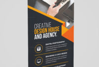 Versatile Rollup Banner Template 000347 – Template Catalog With Photography Banner Template