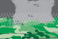 War Theme Powerpoint Templates – Green, Industrial, Objects with Powerpoint Templates War