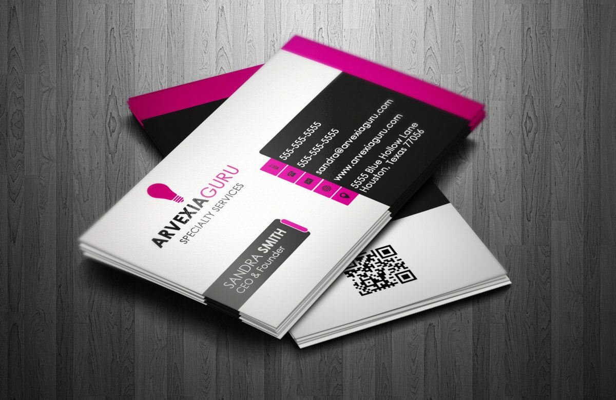 Web Design Business Cards Templates   Theveliger Inside Web Design Business Cards Templates