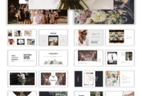 Wedding Album Ppt Templates | Templatemonster for Powerpoint Photo Album Template