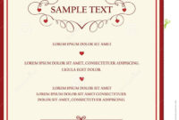 Wedding-Invitation-Cards-Templates | Wedding Invitations In throughout Sample Wedding Invitation Cards Templates