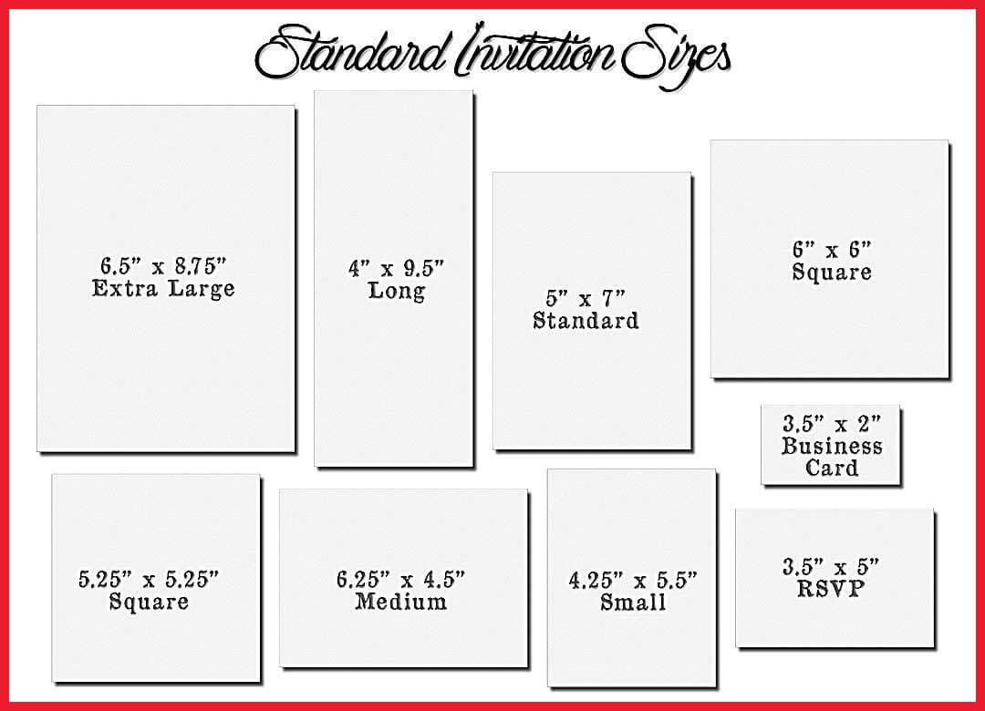 Wedding Invitation Square Sizes Card Template Size 650470 Of Within Wedding Card Size Template