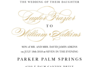 Wedding Invitation Wording Samples regarding Sample Wedding Invitation Cards Templates