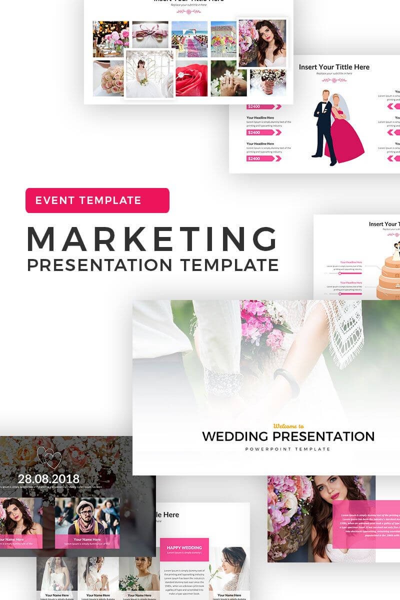 Wedding Powerpoint Template | New Website Templates | Event for Fairy Tale Powerpoint Template