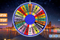 Wheel Of Fortune Powerpoint Game – Youth Downloadsyouth throughout Wheel Of Fortune Powerpoint Template
