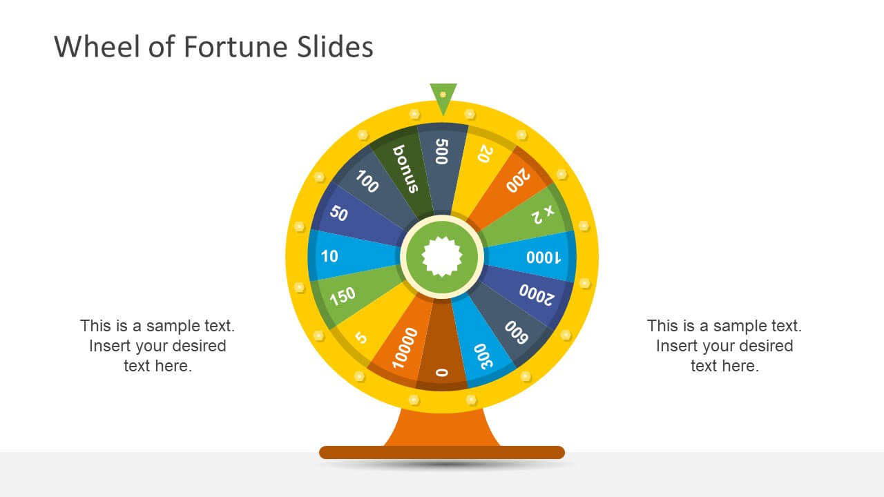 Wheel Of Fortune Powerpoint Template Regarding Wheel Of Fortune Powerpoint Game Show Templates