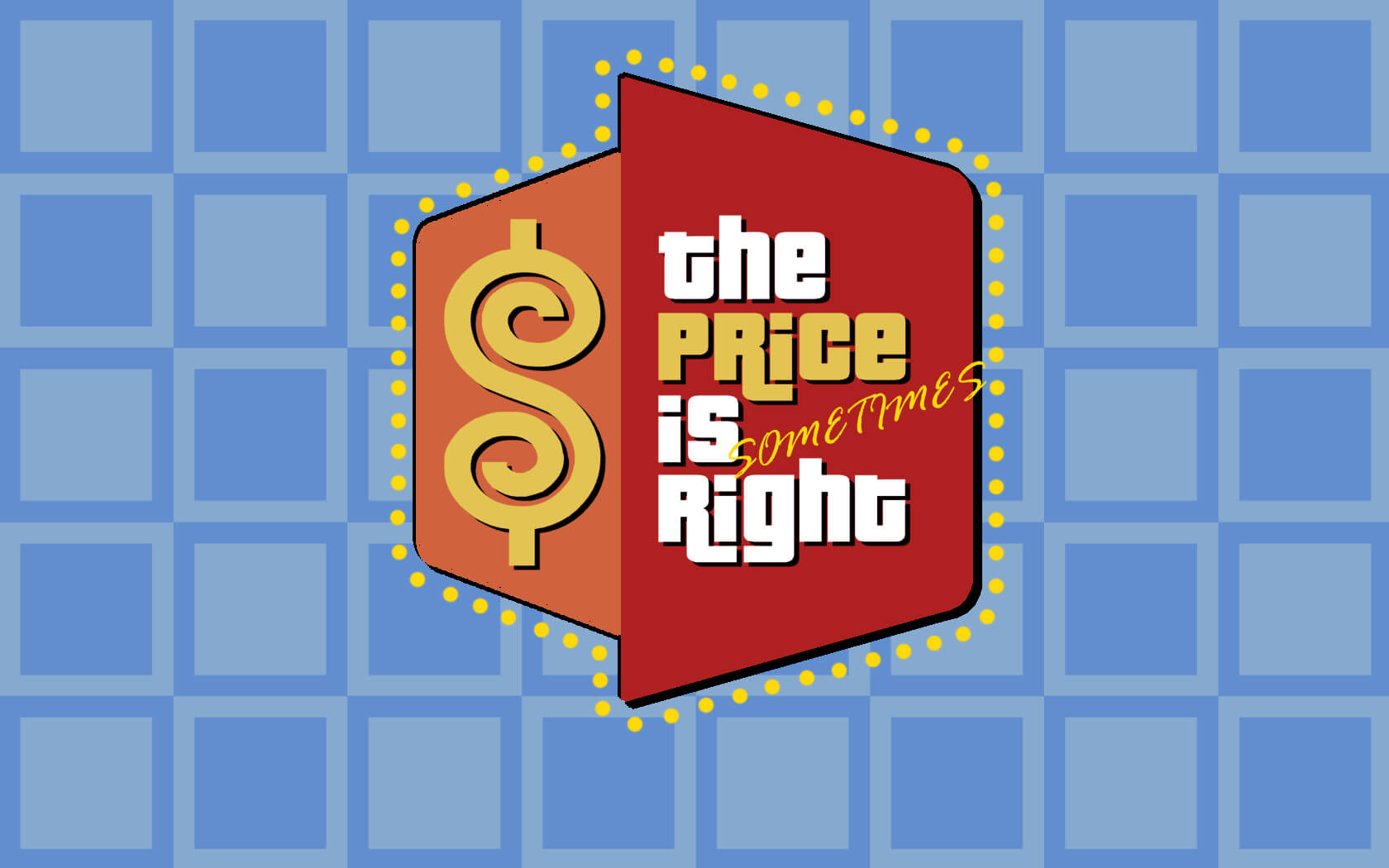 When Contract Price Doesn't Equal Market Value in Price Is Right Powerpoint Template