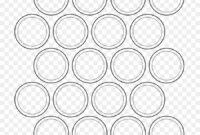 White Circle regarding Button Template For Word
