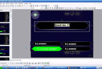 Who Wants To Be A Millionaire Powerpoint for Who Wants To Be A Millionaire Powerpoint Template