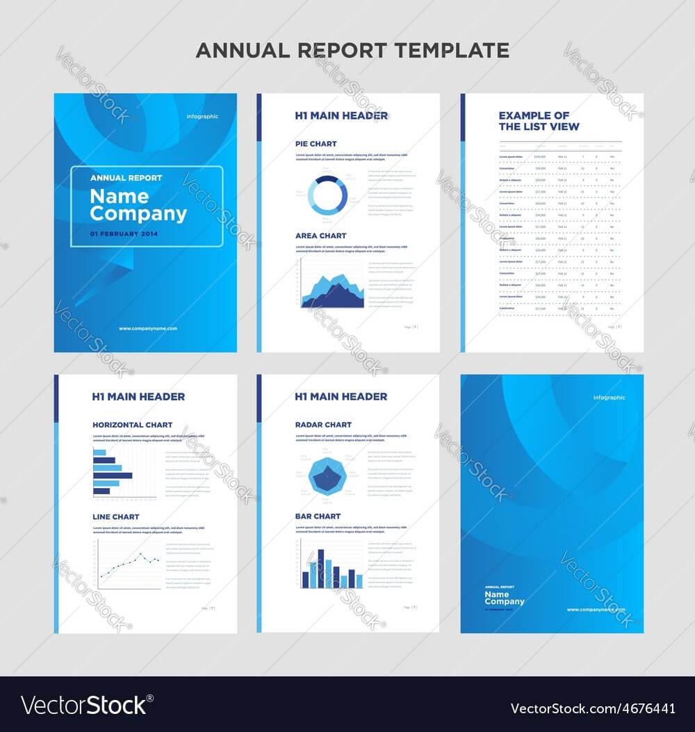 Word Annual Report Template - Cumed for Word Annual Report Template