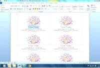 Word Blank Business Card Template – Diadeveloper throughout Word 2013 Business Card Template