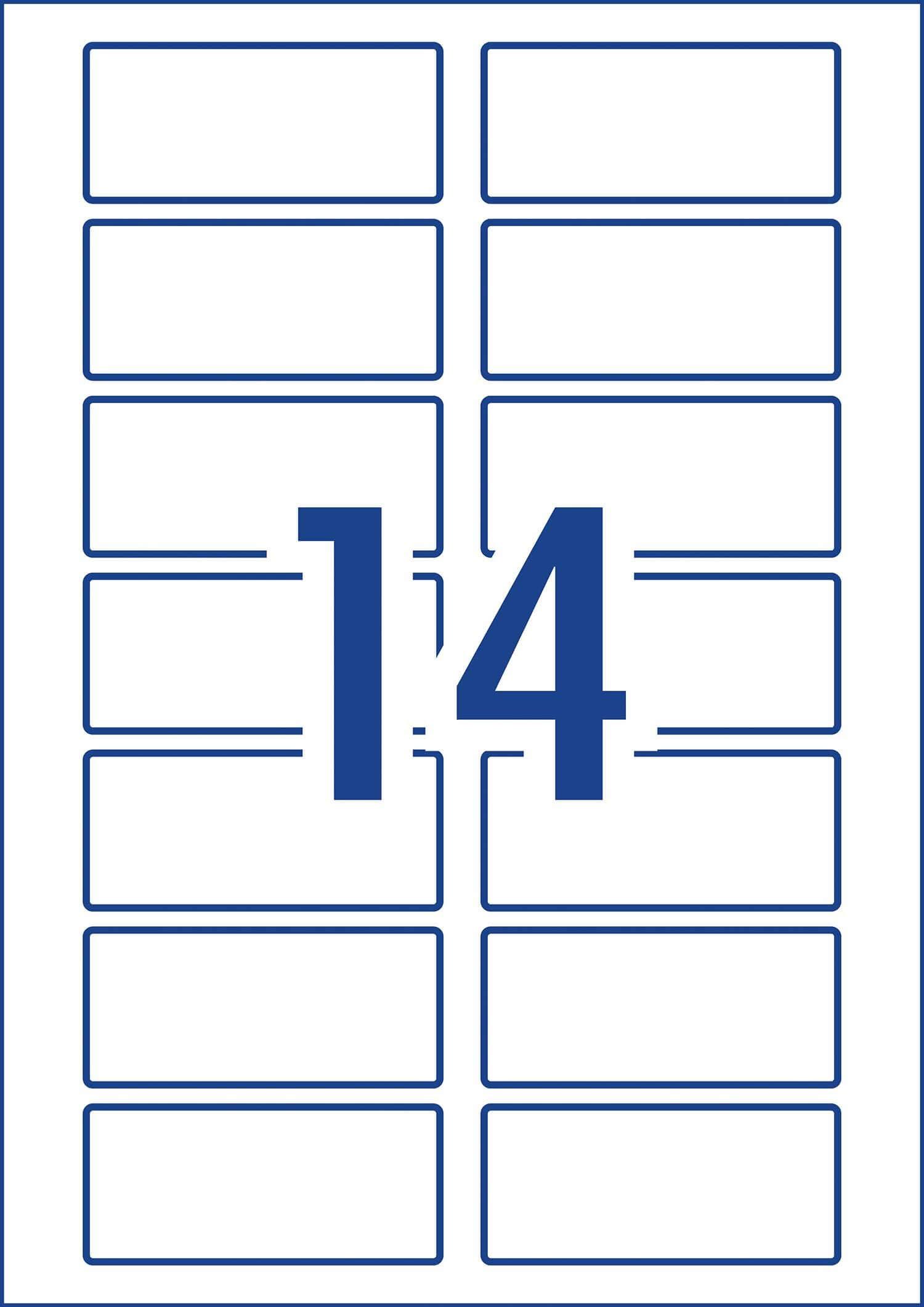 Word Label Template 8 Per Sheet A4 – Prahu inside Word Label Template 8 Per Sheet