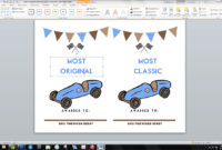 Word-Template-Pinewood-Derby with Pinewood Derby Certificate Template