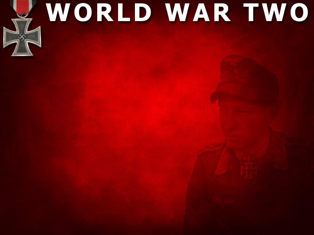 World War 2 Germany Powerpoint Template | Adobe Education With Regard To World War 2 Powerpoint Template