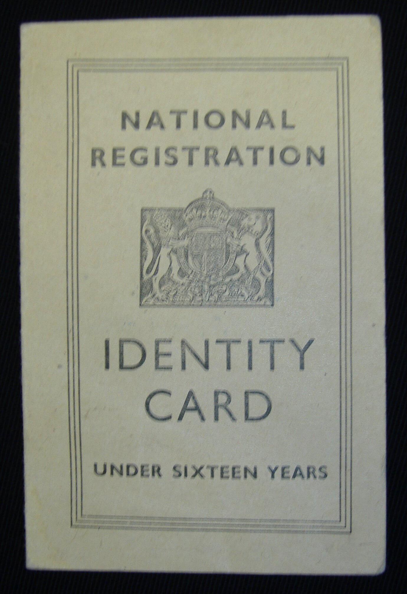 World War 2 Identity Card Template - Atlantaauctionco Pertaining To World War 2 Identity Card Template
