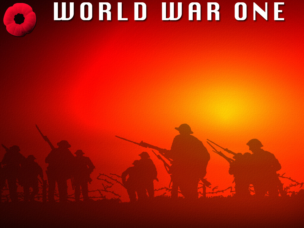 World War One Powerpoint Template | Adobe Education Exchange in Powerpoint Templates War