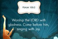 Worship Powerpoint Church Template | Powerpoint Sermons in Praise And Worship Powerpoint Templates