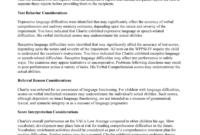Wppsi-Iv Interpretive Report Sample for Wppsi Iv Report Template