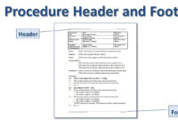 Writing Standard Operating Procedures (Writing Sop)   Bizmanualz inside Free Standard Operating Procedure Template Word 2010